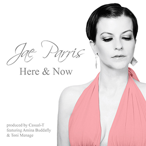 CD Cover - Here & Now